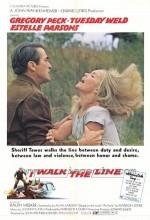 I Walk The Line (1970) afişi