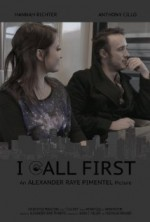 I Call First (2015) afişi