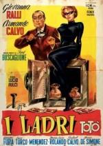 I ladri (1959) afişi