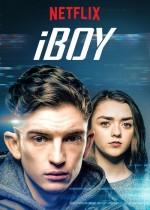 iBoy (2017) afişi