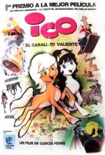 Ico, El Caballito Valiente  afişi