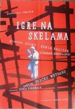 Igre na skelama (1961) afişi