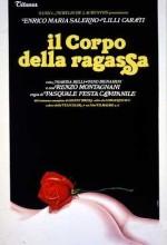 Il Corpo Della Ragassa (1979) afişi