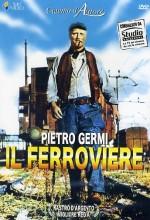 Il Ferroviere (1956) afişi