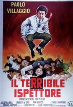Il Terribile Ispettore (1969) afişi
