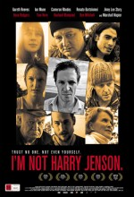 ı'm Not Harry Jenson (2009) afişi