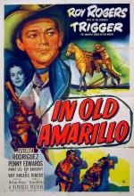 ın Old Amarillo (1951) afişi