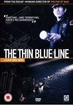 ince Mavi çizgi (1988) afişi
