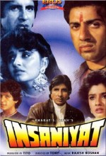Insaniyat (1994) afişi
