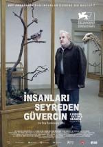 İnsanları Seyreden Güvercin (2014) afişi