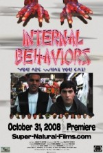 Internal Behaviors (2007) afişi