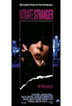 Intimate Stranger (1991) afişi