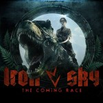 Iron Sky the Coming Race (2017) afişi