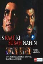 ıs Raat Ki Subah Nahin (1996) afişi