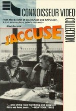 J'accuse! (1938) afişi
