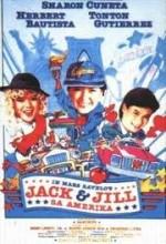 Jack And Jill Sa Amerika (1988) afişi