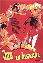 Jag - En älskare (1966) afişi