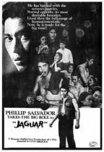 Jaguar (1979) afişi