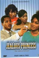 Jealous Princess (2008) afişi