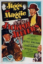 Jiggs And Maggie In Jackpot Jitters (1949) afişi