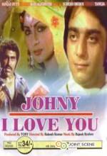 Johny ı Love You (1982) afişi
