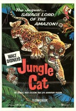 Jungle Cat (1959) afişi