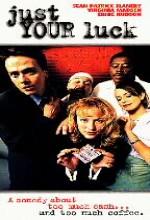 Just Your Luck (1996) afişi