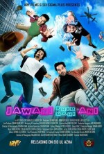 Jawani Phir Nahi Ani (2015) afişi