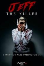 Jeff the Killer: The Movie (2016) afişi