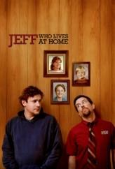 Jeff Who Lives At Home (2011) afişi