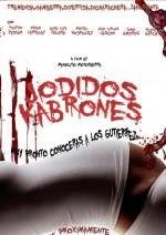 Jodidos kabrones (2012) afişi