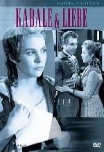 Kabale Ve Liebe (1959) afişi