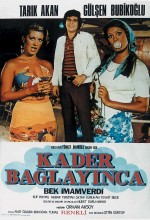 Kader Bağlayınca (1977) afişi