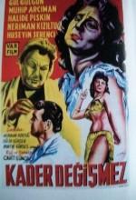 Kader Değişmez (1959) afişi
