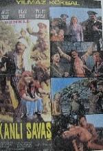 Kanlı Savaş (1974) afişi