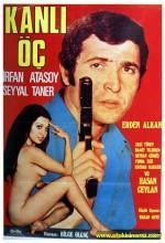 Kanlı öç (1972) afişi