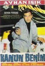Kanun Benim (I) (1966) afişi