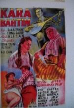 Kara Bahtım(ıı) (1957) afişi