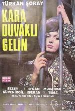 Kara Duvaklı Gelin (1967) afişi