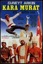 Kara Murat : Şeyh Gaffar'a Karşı (1976) afişi