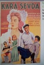 Kara Sevda (ı) (1955) afişi