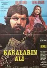 Karaların Ali (1974) afişi