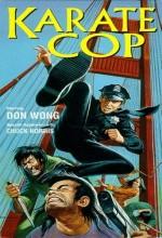 Karate Cop (1974) afişi