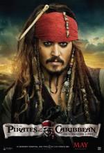 Karayip Korsanları 4: Gizemli Denizlerde | Pirates of the Caribbean 4: On Stranger Tides