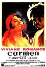 Karmen (ı) (1945) afişi