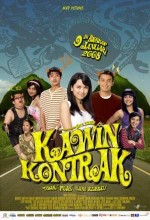 Kawin Kontrak (2008) afişi