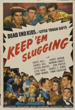 Keep 'em Slugging (1943) afişi