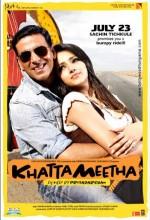 Khatta Meetha (2010) afişi