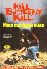 Kill Butterfly Kill (1974) afişi