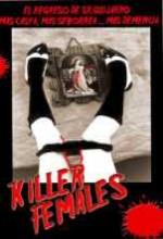 Killer Females (1996) afişi